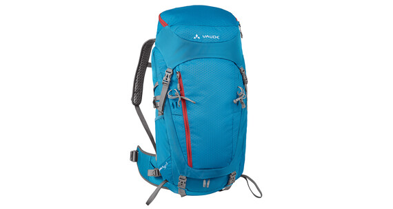 VAUDE Asymmetric 38+8 Backpack Women teal blue